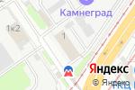 Схема проезда до компании СанДез Эксперт в Нижнем Новгороде