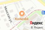 Схема проезда до компании Колизей в Нижнем Новгороде