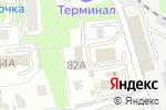 Схема проезда до компании Губка Боб в Нижнем Новгороде