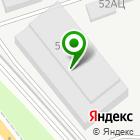 Местоположение компании Трак-Сервис