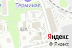 Схема проезда до компании Аир Компани в Нижнем Новгороде