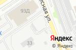 Схема проезда до компании Ремонт фургонов в Нижнем Новгороде