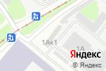 Схема проезда до компании IT вектор в Нижнем Новгороде