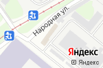 Схема проезда до компании Мастерская по ремонту бытовой техники в Нижнем Новгороде