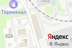 Схема проезда до компании Торгово-монтажный Центр-НН в Нижнем Новгороде