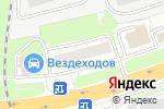 Схема проезда до компании САН РЕМО в Нижнем Новгороде