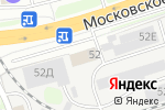 Схема проезда до компании ПАКС-ОФИС в Нижнем Новгороде