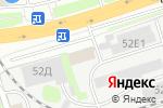 Схема проезда до компании ОкнаХвоя в Нижнем Новгороде