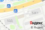 Схема проезда до компании Кухни-Завтра в Нижнем Новгороде