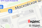 Схема проезда до компании Вита в Нижнем Новгороде