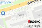 Схема проезда до компании Стеллаж-Снаб-Сервис в Нижнем Новгороде