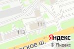 Схема проезда до компании Московский районный суд в Нижнем Новгороде