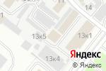 Схема проезда до компании Подарок52 в Нижнем Новгороде