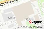 Схема проезда до компании Инвентрейд в Нижнем Новгороде