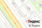Схема проезда до компании Мамин сон в Нижнем Новгороде
