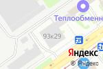 Схема проезда до компании Кафе-столовая в Нижнем Новгороде