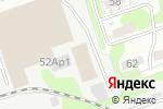 Схема проезда до компании АвтоМир-Инструмент в Нижнем Новгороде