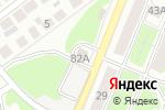 Схема проезда до компании Бар в Нижнем Новгороде