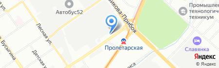 Биг Бен на карте Нижнего Новгорода