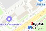 Схема проезда до компании Панда в Нижнем Новгороде