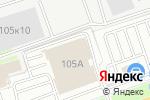 Схема проезда до компании Магия спорта в Нижнем Новгороде