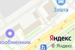 Схема проезда до компании Avon в Нижнем Новгороде