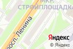 Схема проезда до компании Внедорожник в Нижнем Новгороде