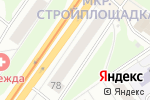 Схема проезда до компании Дом и Сад в Нижнем Новгороде