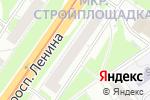Схема проезда до компании ДорХан Проект в Нижнем Новгороде