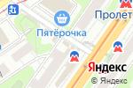 Схема проезда до компании Магазин цветов и игрушек в Нижнем Новгороде