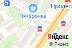 Схема проезда до компании Rediska в Нижнем Новгороде
