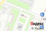 Схема проезда до компании Островок в Нижнем Новгороде