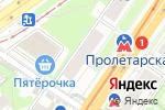 Схема проезда до компании Рубин в Нижнем Новгороде