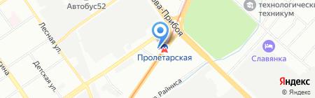 UnitLand на карте Нижнего Новгорода