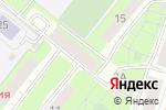 Схема проезда до компании Садовод в Нижнем Новгороде