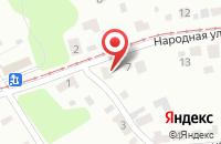 Схема проезда до компании Стеклотрансинвест-Нн в Нижнем Новгороде