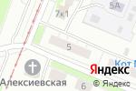 Схема проезда до компании Fast Sushi в Нижнем Новгороде