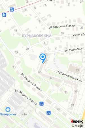 Дом 67 по ул. Куйбышева, ЖК Рубин на Яндекс.Картах