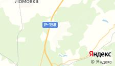 Гостиницы города Протопоповка на карте