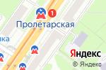 Схема проезда до компании Компания по прохождению техосмотра в Нижнем Новгороде