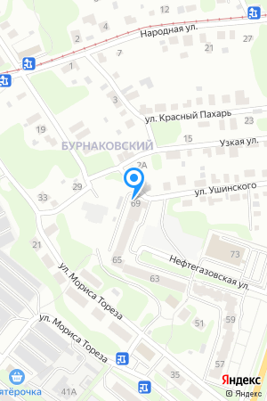 Дом 69 по ул. Куйбышева, ЖК Рубин на Яндекс.Картах