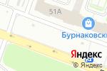 Схема проезда до компании Арктик в Нижнем Новгороде