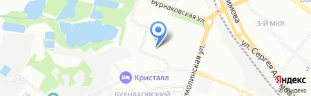 LADC на карте Нижнего Новгорода