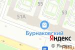 Схема проезда до компании Оренбургский пуховый платок в Нижнем Новгороде