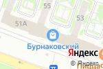 Схема проезда до компании Подкова в Нижнем Новгороде