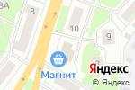 Схема проезда до компании Магазин косметики в Нижнем Новгороде