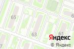 Схема проезда до компании Сормово в Нижнем Новгороде
