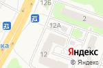 Схема проезда до компании Алтын в Нижнем Новгороде