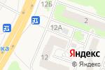Схема проезда до компании Алтын в Дружном