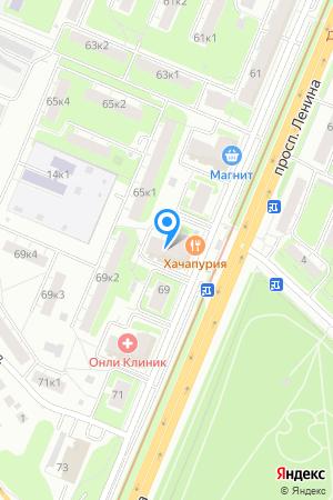 Дом 67 корп.1 по просп. Ленина, ЖК Дубки на Яндекс.Картах